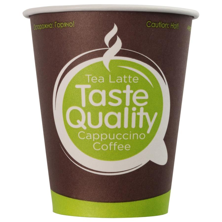 Бумажный стакан 165-180 мл, Taste Quality