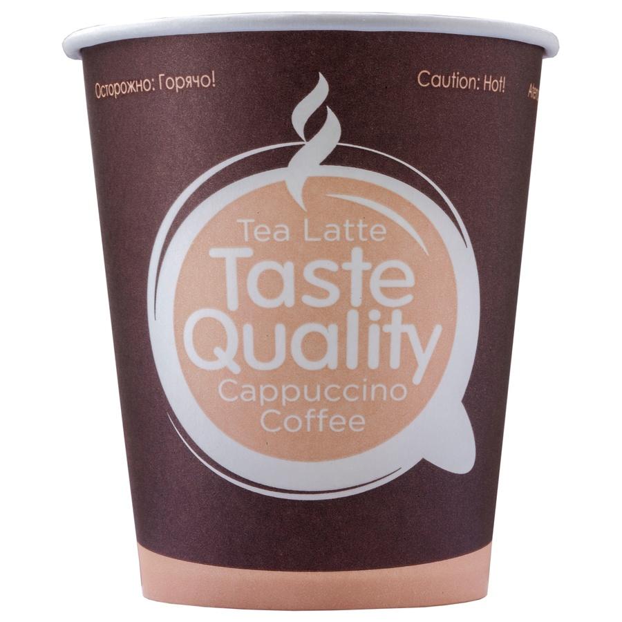 Бумажный стакан 165 мл, Taste Quality