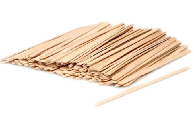 Размешиватели деревянные 140 мм, упаковка 500шт.