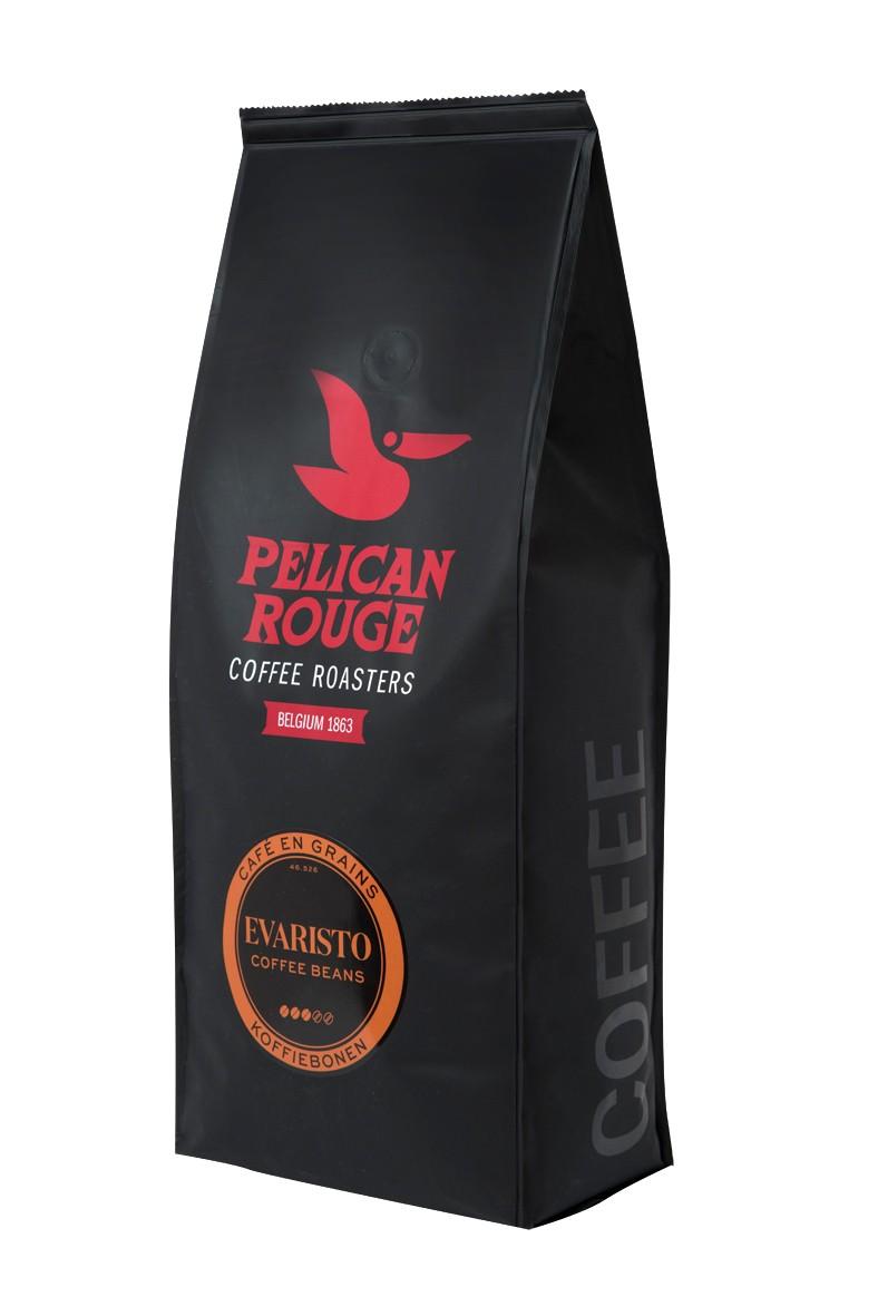 Кофе в зернах PELICAN ROUGE «EVARISTO» А-50 1000г