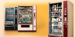 вендинг-автоматы