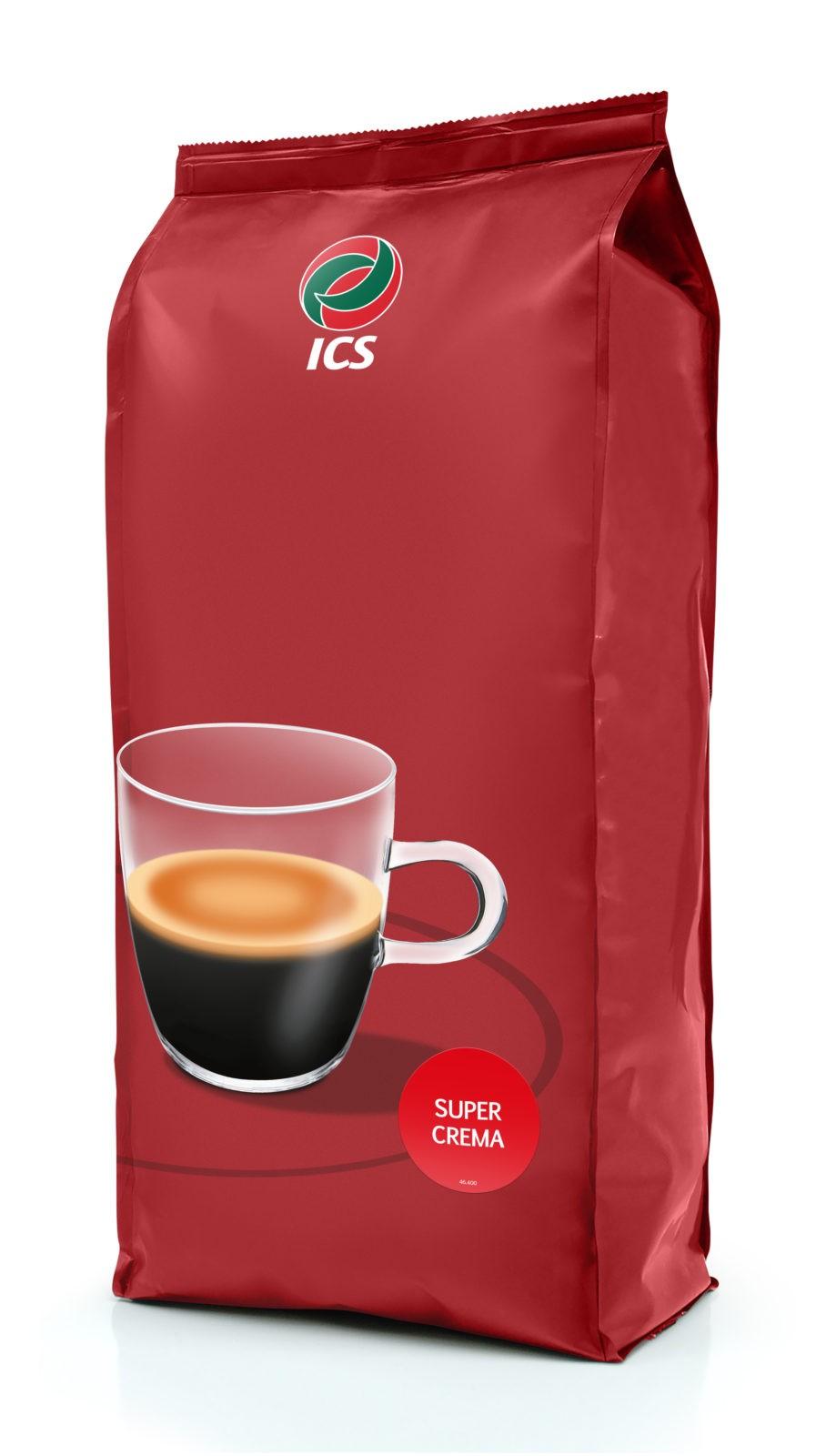 Кофе в зернах «Super Crema» (80% — Арабика, 20% — Робуста) (код 3200)