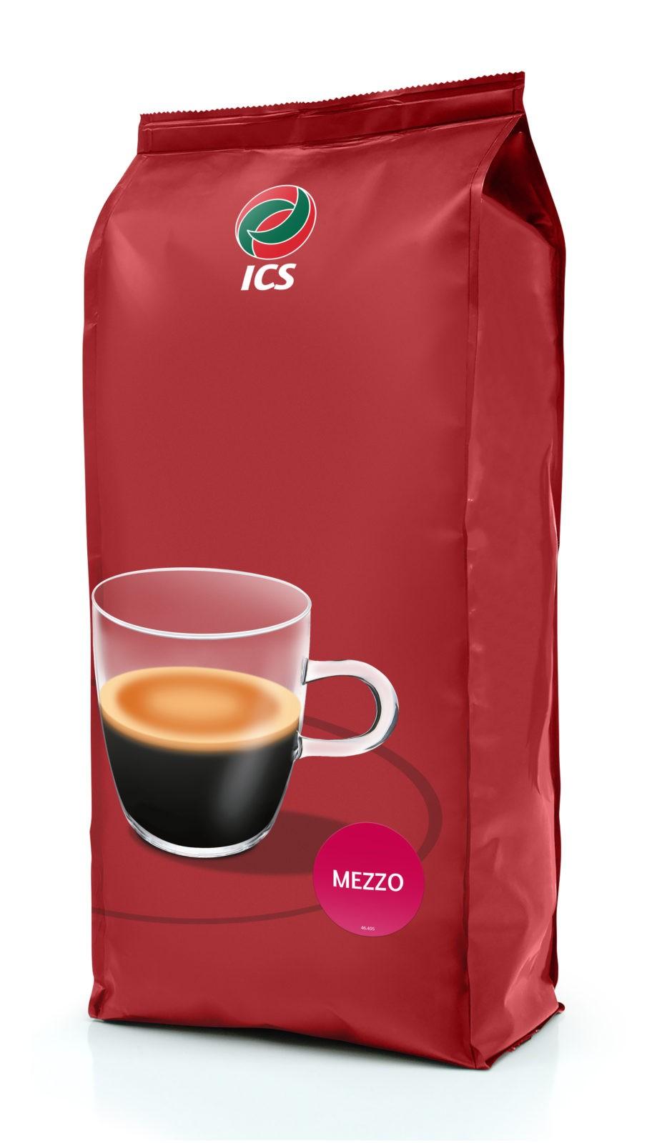 Кофе в зернах «Mezzo» (95% — Арабика, 5% — Робуста) (код 910)