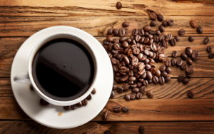 Заказать кофе