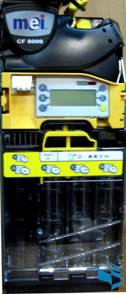 Монетоприемник MEI CASHFLOW 8200 с ИКП, USB