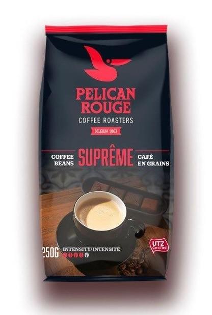 Кофе в зернах PELICAN ROUGE «SUPREME» (А-60) UTZ 250г