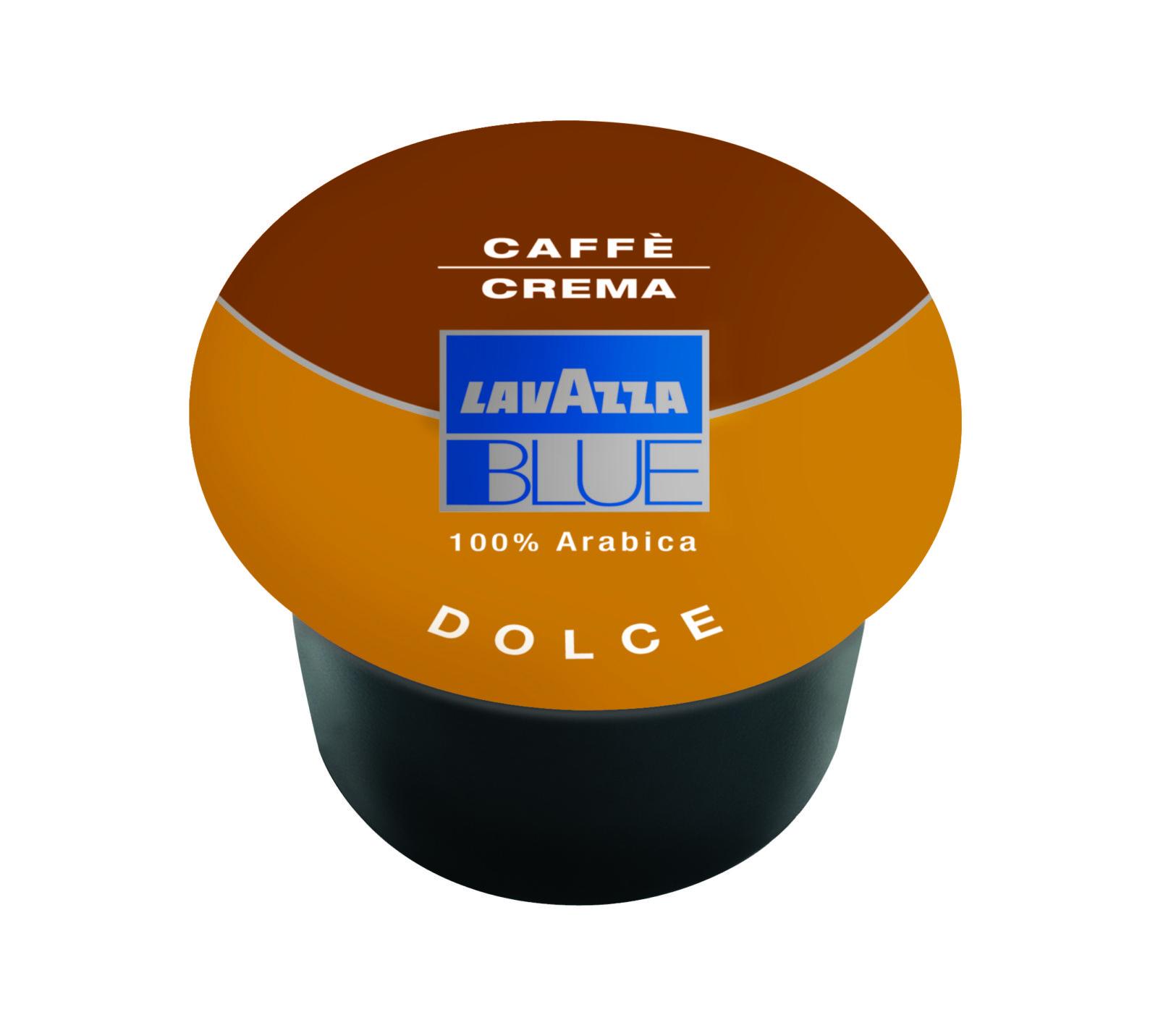 Кофе натуральный в капсулах «Caffe Crema Dolce» LB 9г (код 970)