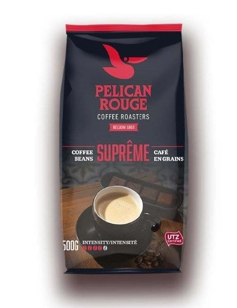 Кофе в зернах PELICAN ROUGE «SUPREME» (А-60) UTZ 500г