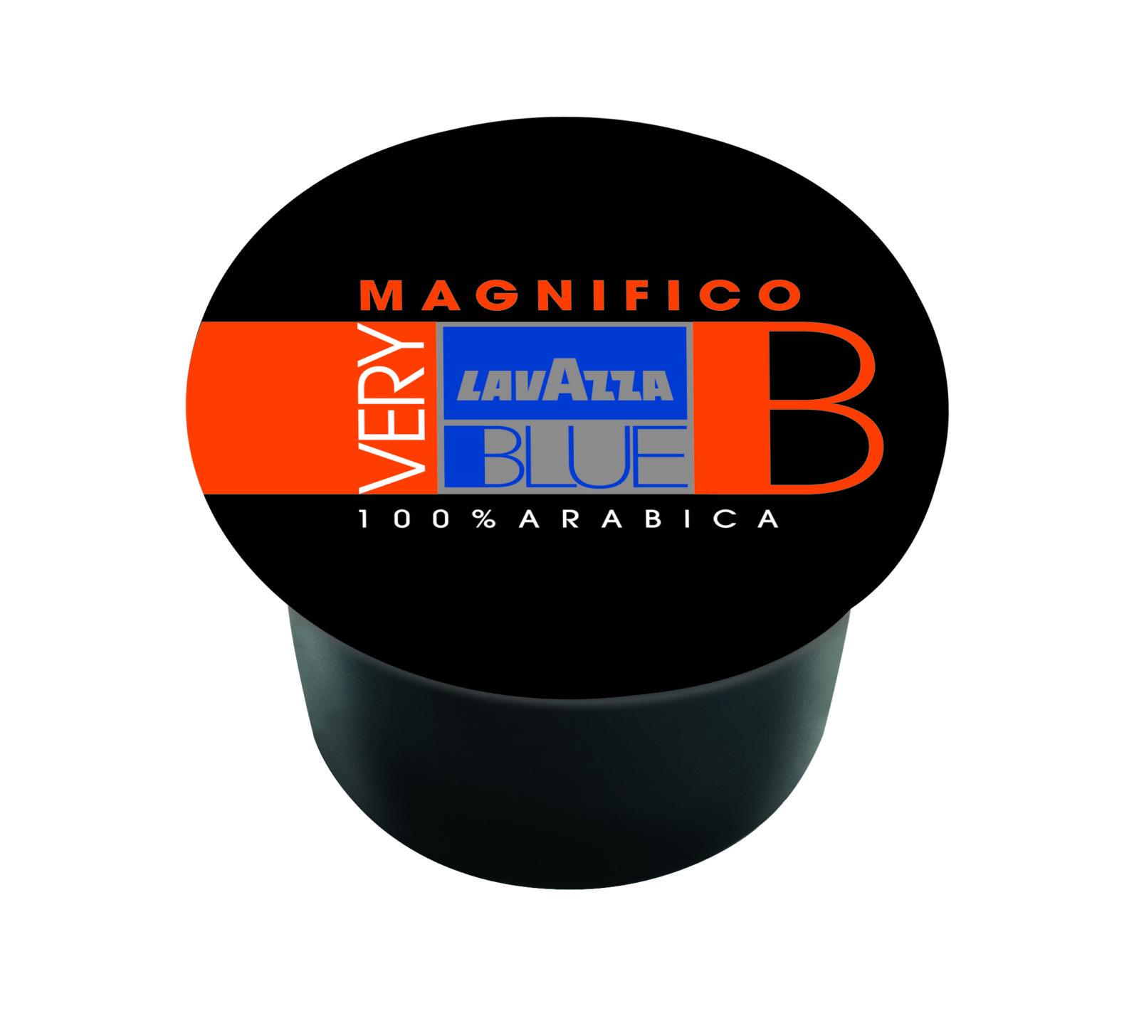 Кофе натуральный в капсулах «Very B Magnifico» LB 9г (код 886)