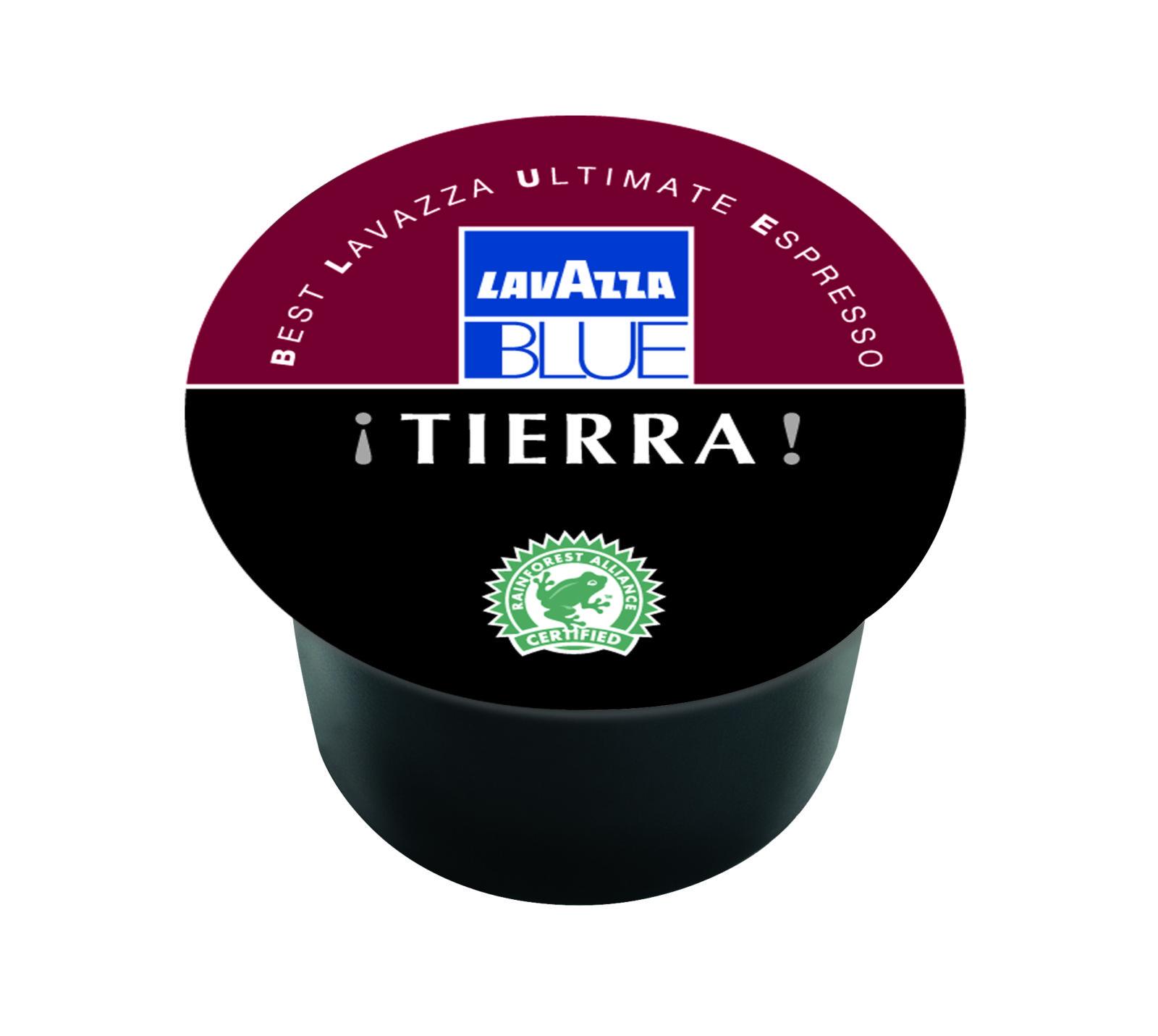Кофе натуральный в капсулах «Espresso Tierra» LB 8г (код 999)