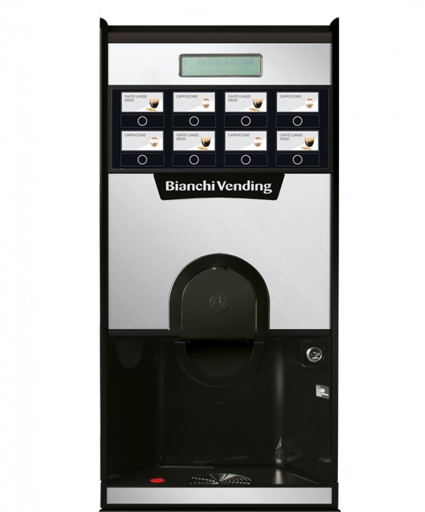 Супер — автомат Bianchi GAIA STYLE ES3 (зерновой кофе+2 канистры, 2-бойлера-HoReCa)