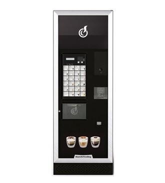 Кофейный автомат Bianchi LEI 700 1ES 7 SB SMART 67х183 (зерн. кофе+7 растворимых)