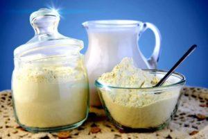 Сухое молоко в Крыму